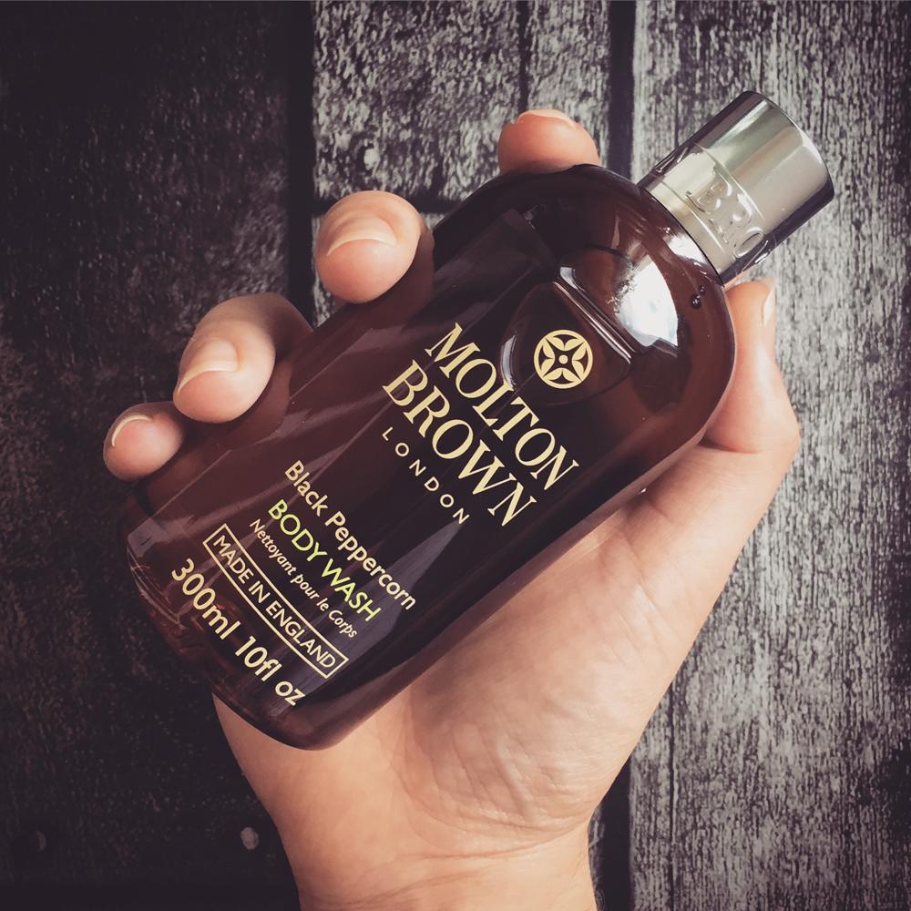 molton brown black peppercorn body wash joshwa saint james moltonbrown