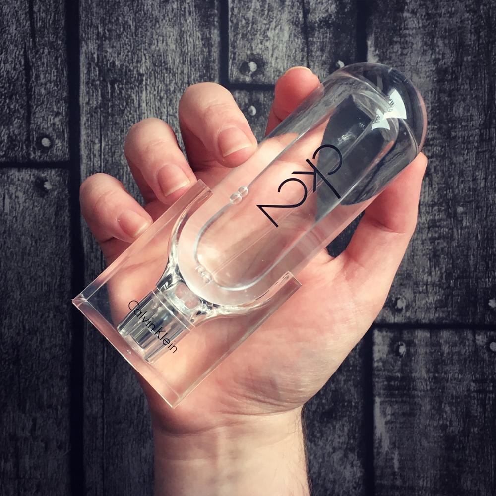 CK2 the New Fragrance by Calvin Klein - Joshwa Saint James