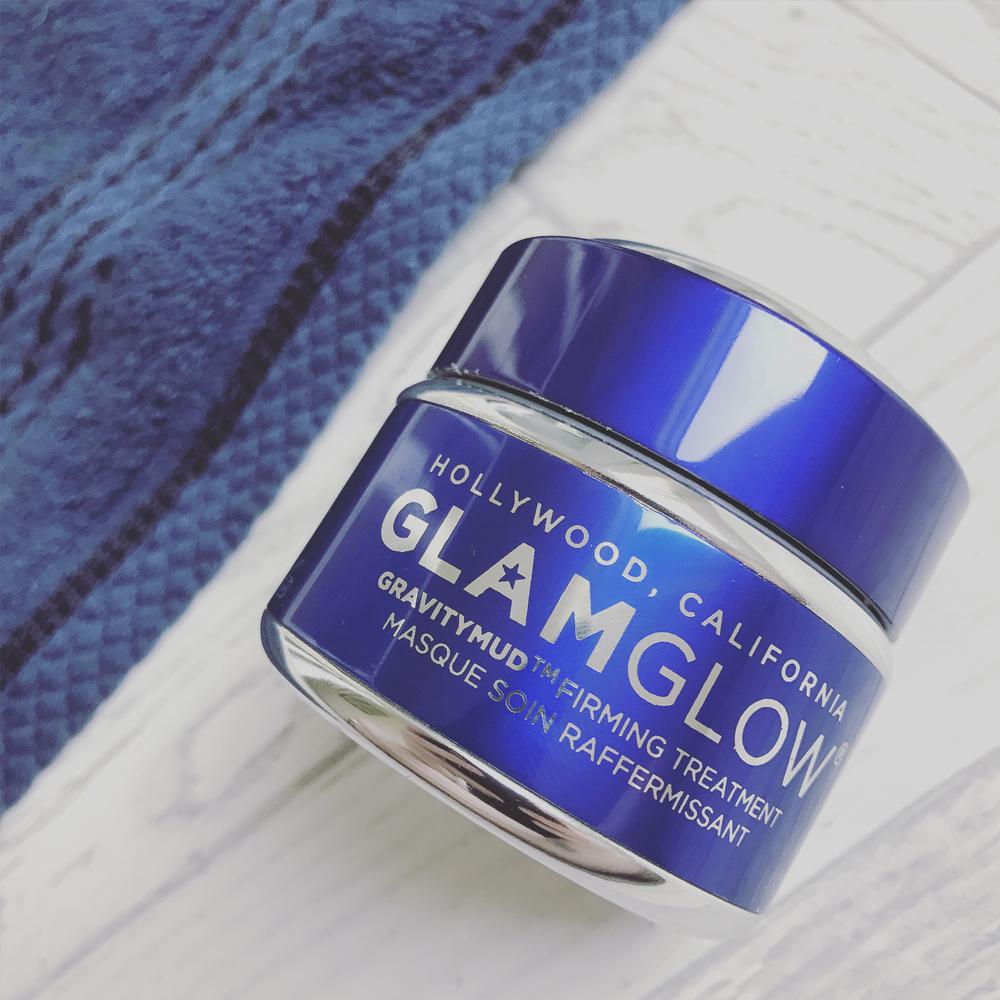 Glamglow Sonic Blue Gravitymud