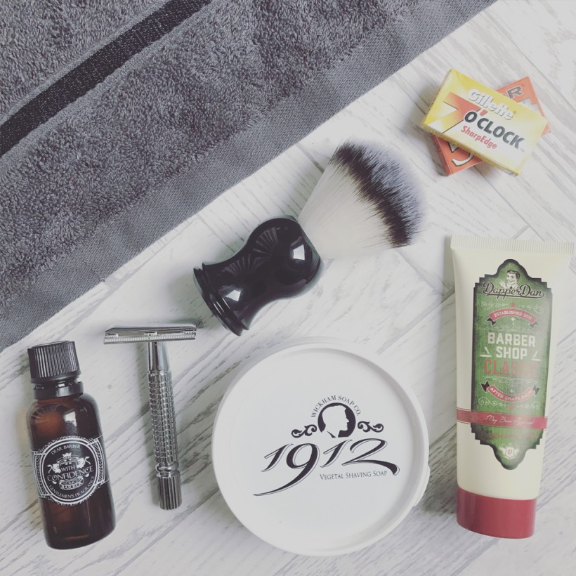 The Personal Barber Subscription Box
