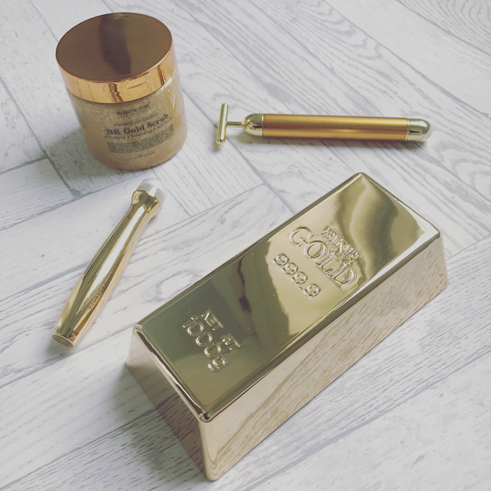 24k Gold Beauty Products