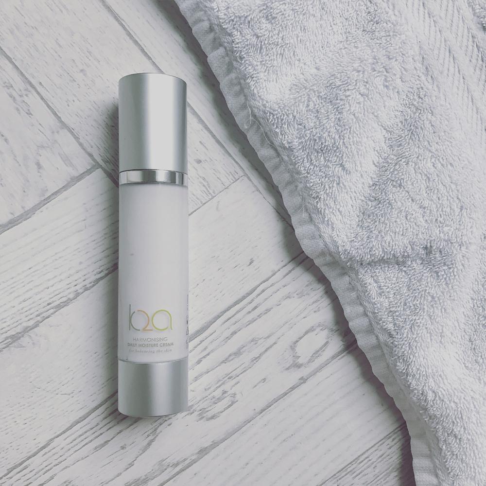 K2A Skincare Harmonising Daily Moisture cream