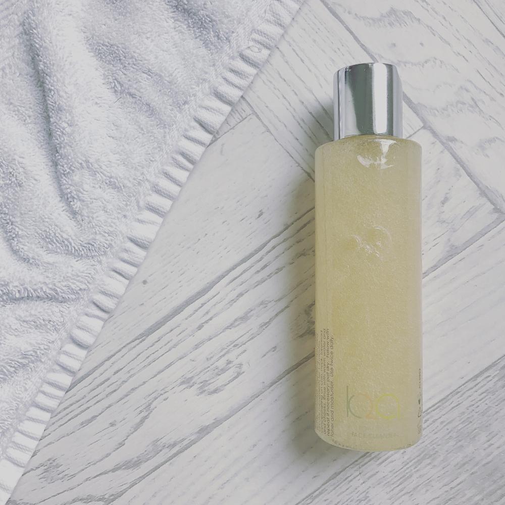 K2A Skincare Foaming Face Cleanser