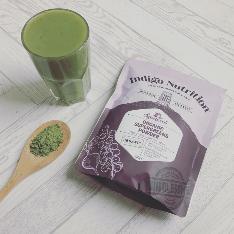 Indio Nutrition Super Greens Powder