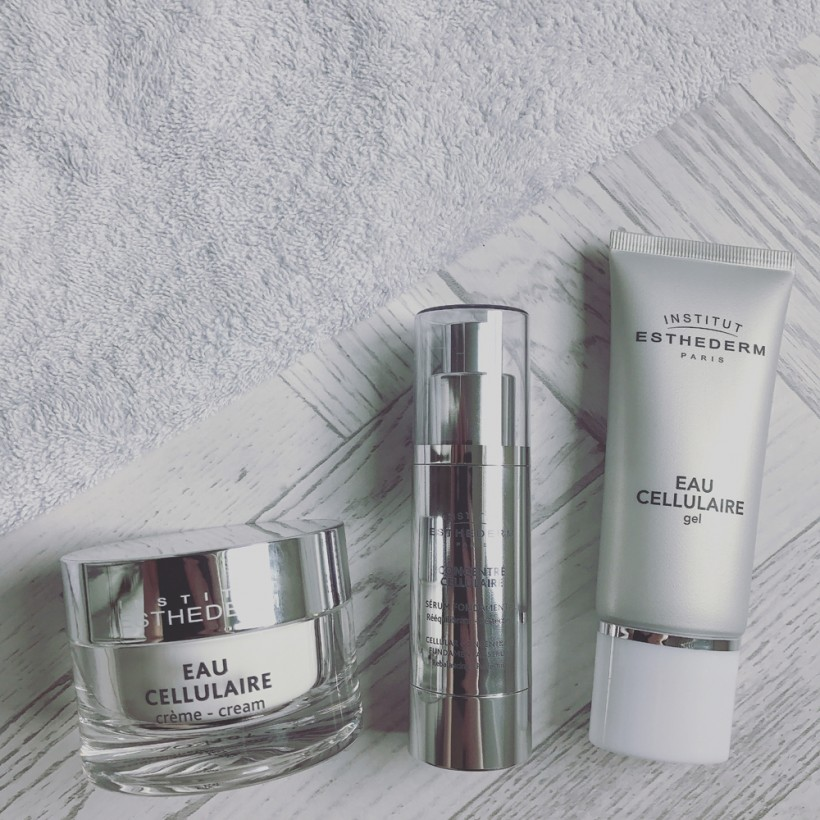 Institut Esthederm's Cellular Water