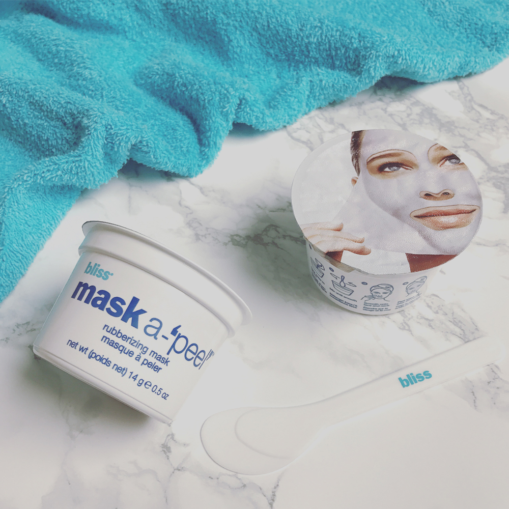 Bliss Mask a-Peel