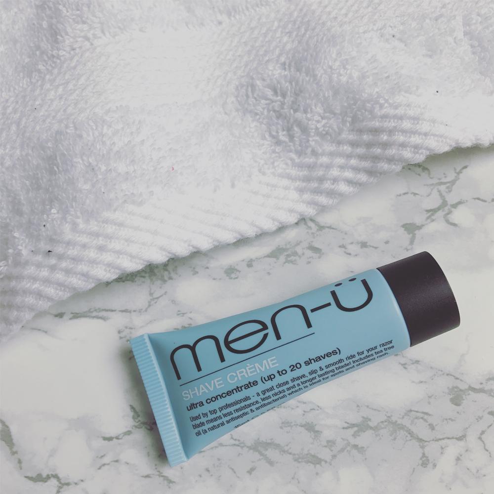Men-U Grooming Skincare