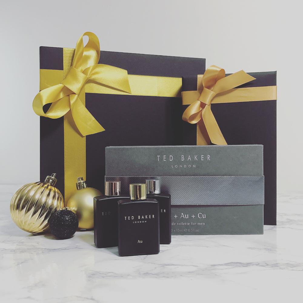 Men-U Grooming Essentials Selction Box Gift Set