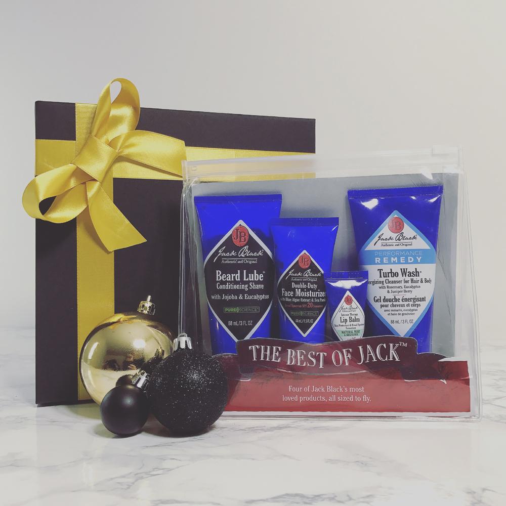 The Best Of Jack Black Gift Set