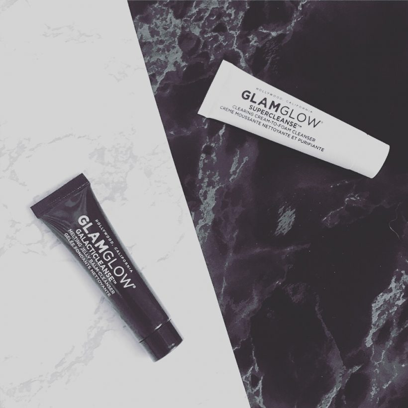 Glamglow Galacticlanse and Supercleanse