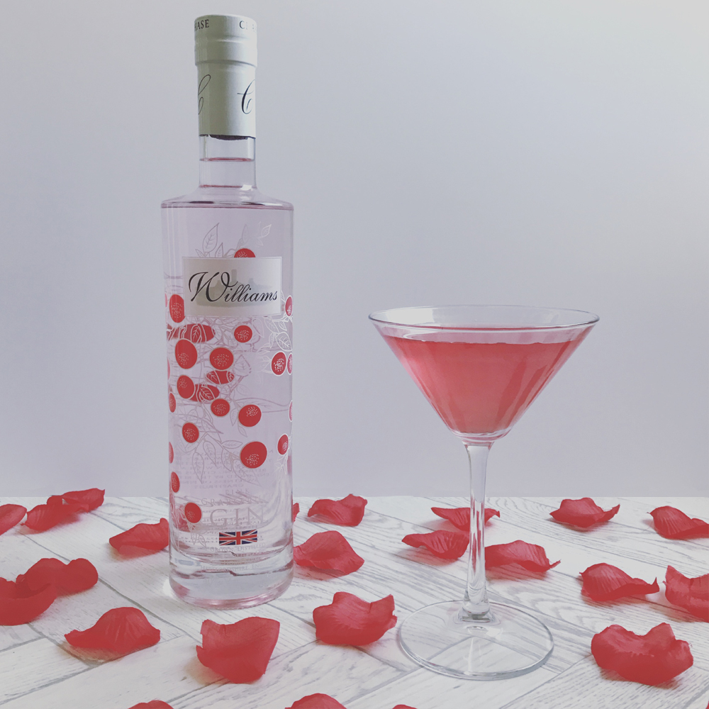 William's Pink Grapefruit Gin