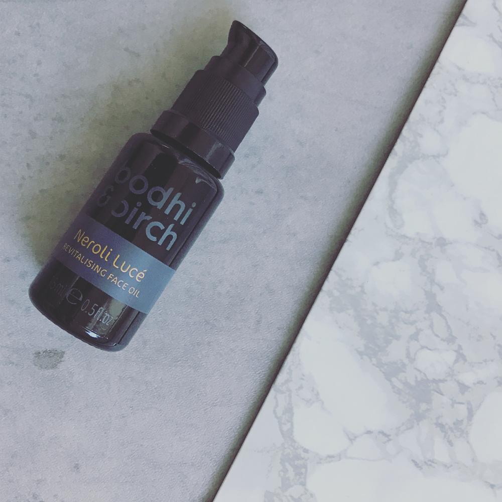 Bodhi and Birch Facial Oil