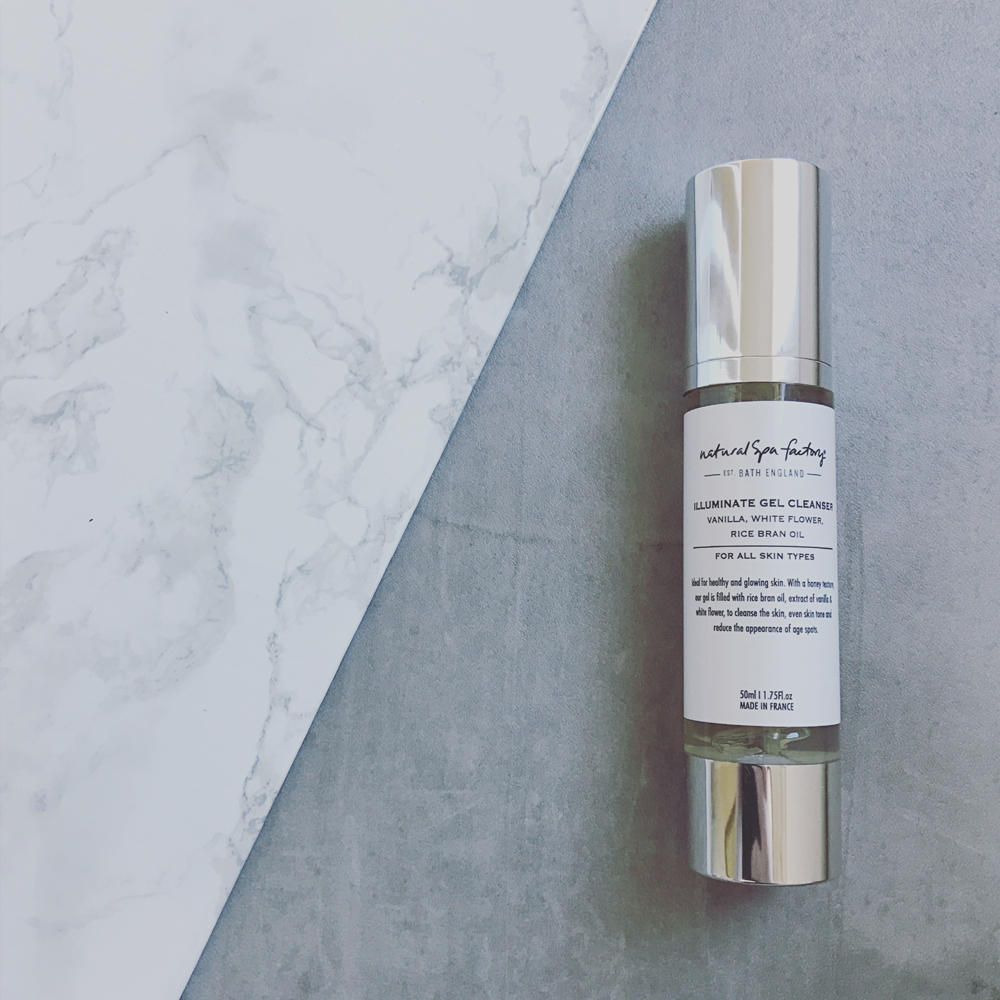 Natural Spa Factory Illuminate Cleanser