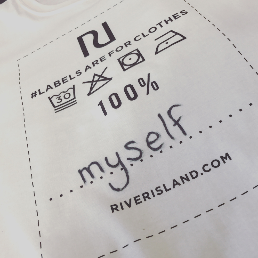 River Island x Ditch The Label
