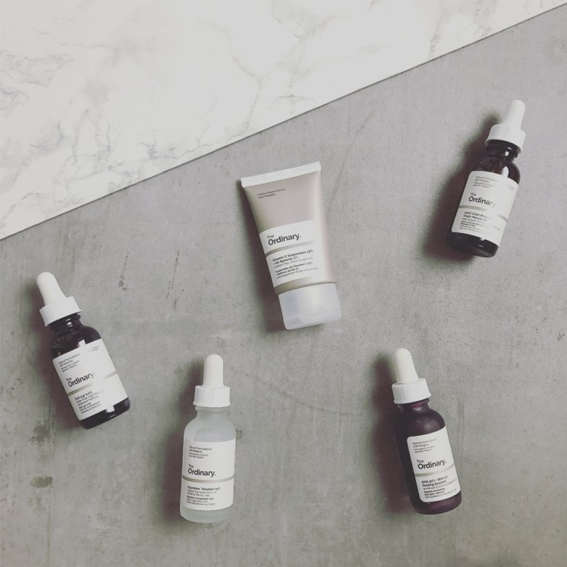 The Ordinary Anti Aging Skincare